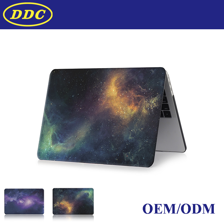 2016 NEW 13.3 inch Water Paste Injection Hard PC Shell Cover Case for Macbook Case mac book pro laptop