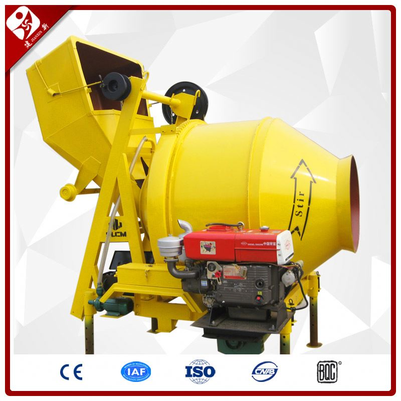 Mini Electric Or Diesel Pump Small Concrete Mixer With High Quality For Sale Nz