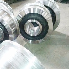 Industrial Forging steel crane wheel