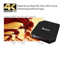 QINTAIX Q9A OTT TV BOX Amlogic S912 Octa Core TV Box Android 6.0 Marshmallow 3GB RAM 32GB ROM Plastic shell
