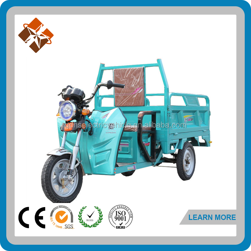 ztr trike roadster 250cc electric tricycle for cargo use
