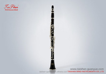 Beautifuil Design eb hard rubber clarinet in china