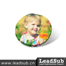 Cup Round Coaster Sublimation Stone Rock Slate 10*10cm