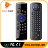 Exclusive Design 2.4G Wireless C2 air mouse remote, android air mouse, ir remote control