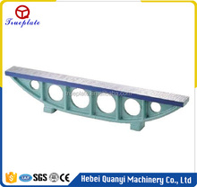 High quality Cast iron Bridge Leveling Ruler,Leveling Mount