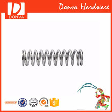 high-temperature steel compression spring for machine