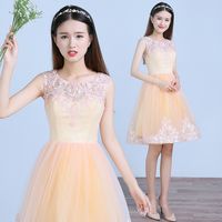 wholesale Latest fashion yellow wedding dresses for women