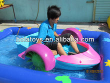 2015 Adult hand paddle boat for sale
