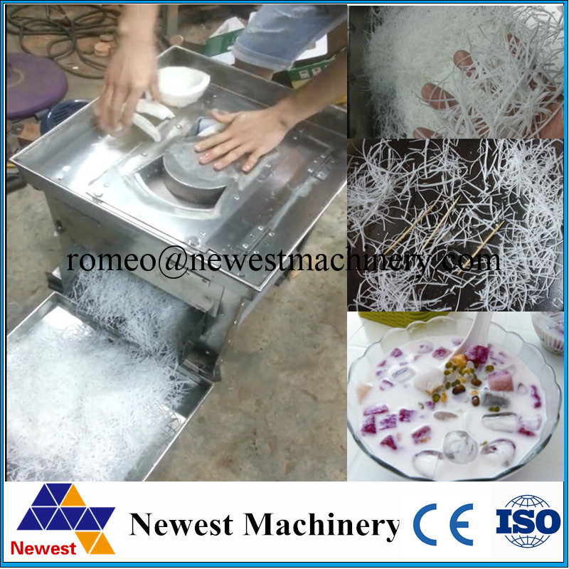 Best choices coconut grater machine/coconut grinding machine/electric coconut scraper NT-65/NT-85 model