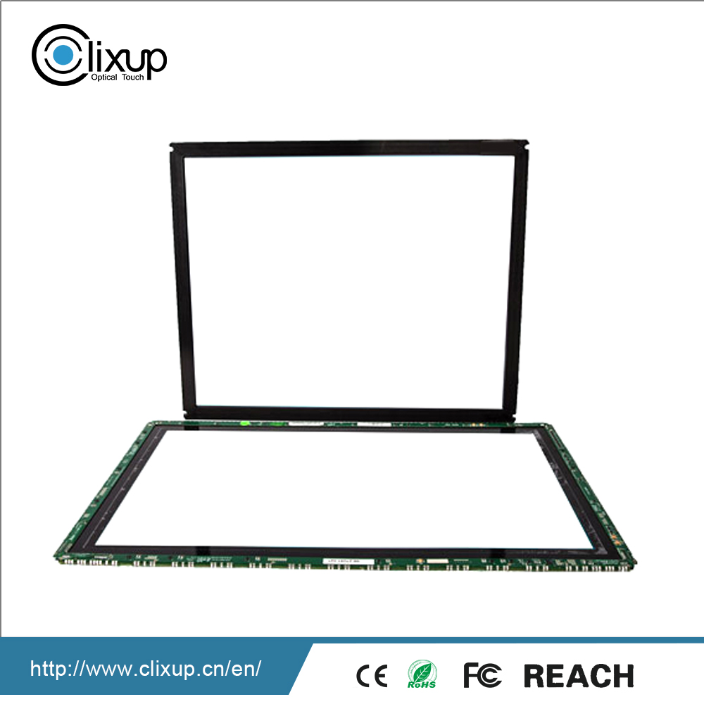 "High performance 10.4"" 12.1"" 15.1"" 17.1"" 19.1"" 21.6'' 24.1"" infrared touch sensor panel"