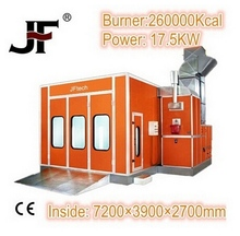 Factory direct supply car spray booth low pricegood quality painting room
