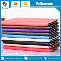 sailcloth leather case for ipad air2 & for ipad air2 fabric leather case