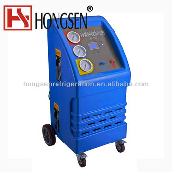 auto refrigerant recovery machine recovery equipment