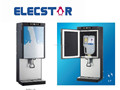 automatic fresh milk vending machine with 7L and 9L for restaurant