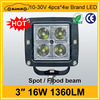 Hotsale Automobile 16W Motorcycle Led Driving