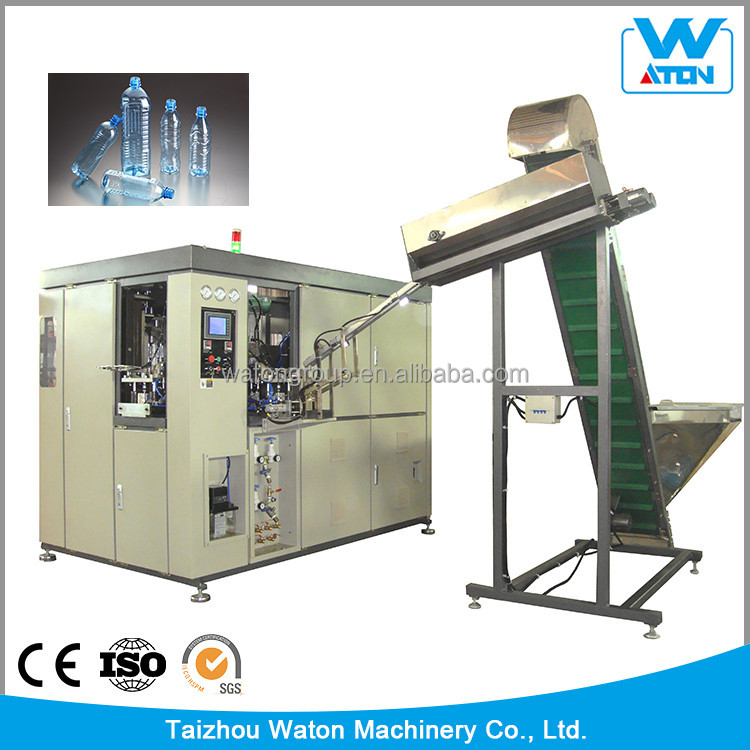 QCS-2000 New Technology Designed Plastic Blow Moulding Machine