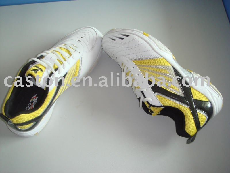 lady's new style hotselling badminton sports shoes