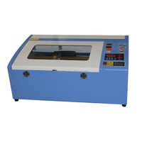 high quality laser engraving and cutting machine 3040 40W/50W for acrylic / paper/ wood/plywood