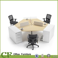 office desk workstations 3 people