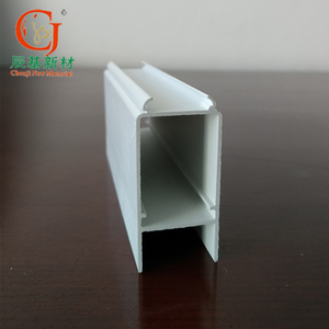 Good Quality Low Price custom extruded pvc angle plastic extrusion profiles