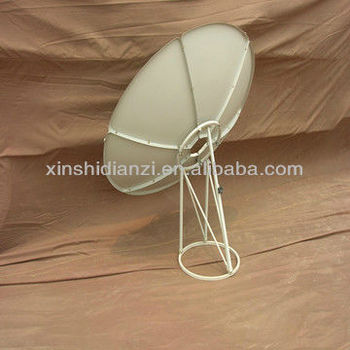 6ft satellite dish antenna