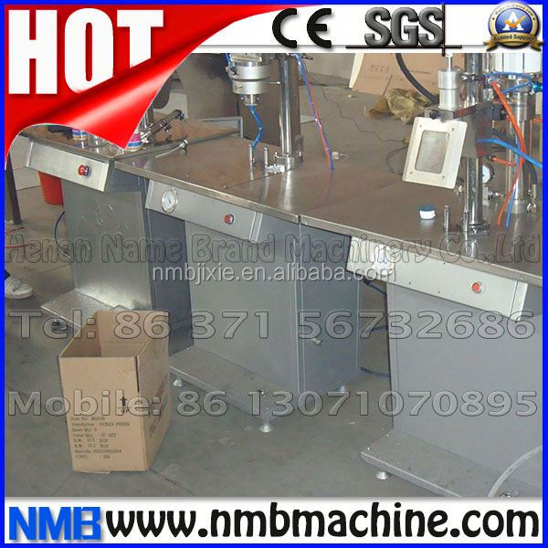 high speed aerosol fragrance dispenser filling plant