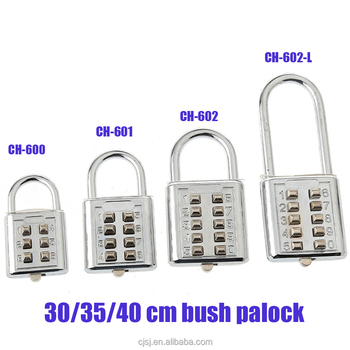 CH-601Series 4 sizes high quality push lock for luggage cabinet