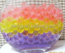 Best selling crystal soil ,water pearl , hydrogel beads