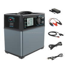 400wh portable electric camping power electricity supply 300w