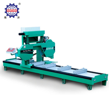 Easy and Automatic Operation Cutting Horizontal Wood Timber Band Sawing Machine