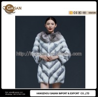 Women Winter Mink Fur Coat