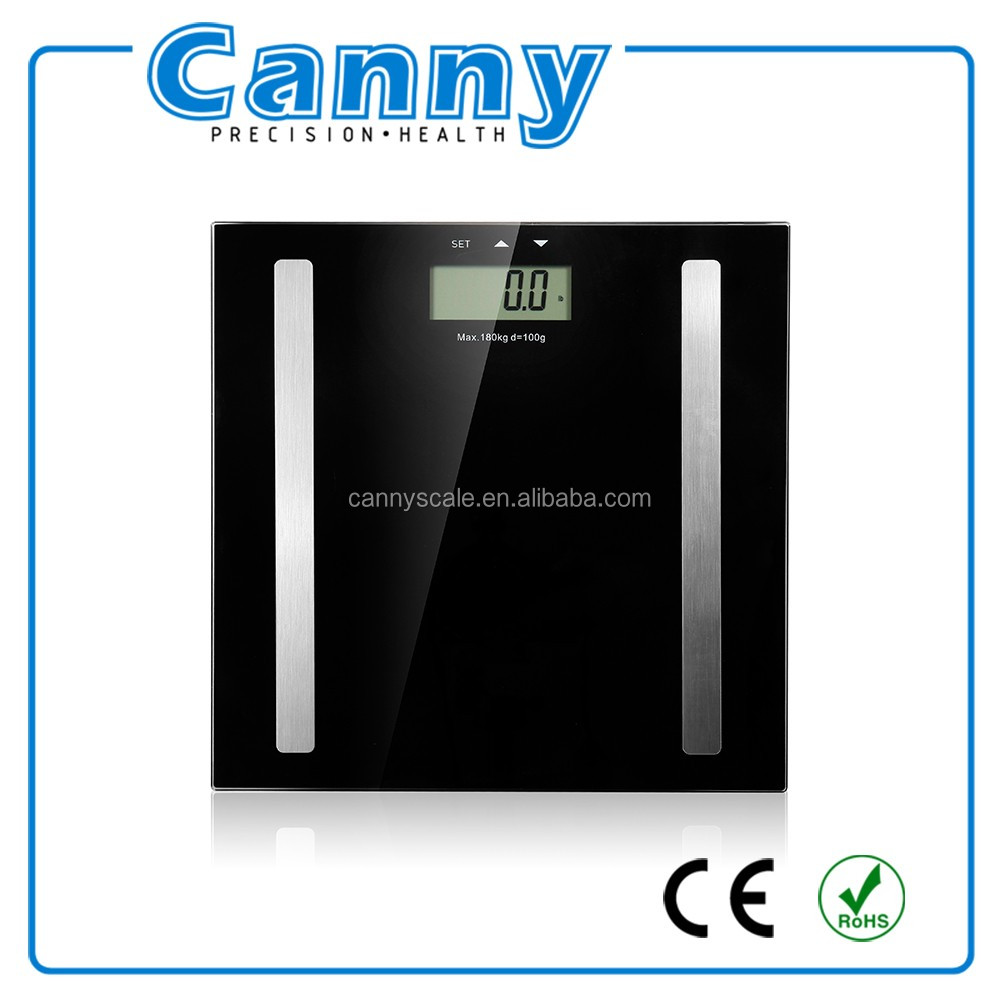 body composition analyzer with FDA and CE approval