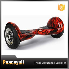 10inch Wheel Smart Self Balancing Skateboard Electric Scooter with Bluetooth Connection