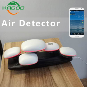 Good price Free Combination Pm 2.5 Detector tvoc temperature humidity Detector Air Quality Monitor