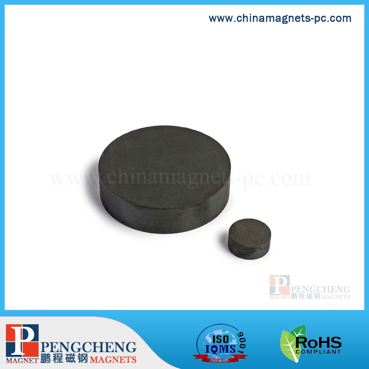 Y20 Ferrite Disc Magnet for Toys