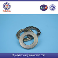 High Quality Thrust Ball Bearings Miniature Sizes