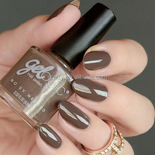 Totally Taupe Swatch Nail Lacquer Fashion Hippie Style Made-up Products Nail Polish 9.5ml