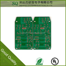 94v0 fr4 single side pcb manufacturer ,printed circuit board in 1 layer