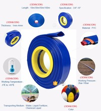 EASTOP Durable Long service life water pump hose pipe for submersible pump