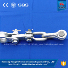Preformed Dead end clamp/suspension clamp ADSS fittings cable tension clamp