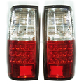 1991-1996 Land cruiser LC80 FJ80 LED Rear Lamp year Red White Color CN