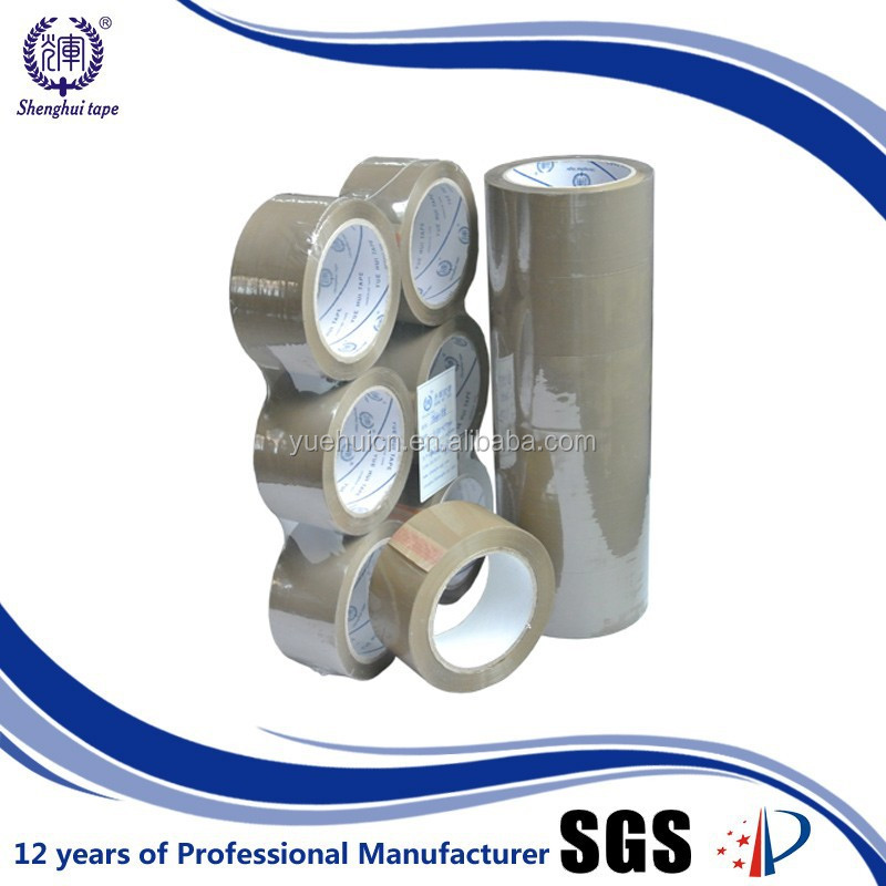 48mm Brown Box Sealing Packing Tape for Europe