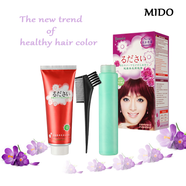 Hair dye for dark hair provide free sample to quiz and diy hair color