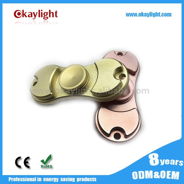 EDC Spinner Toy Bearing fidget spinners with LONG SPIN
