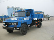 Dong Feng 7 tons off road dump truck, 7000 kg off road tipper truck, 6 m3 off road dump truck