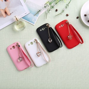 Silicon Case Cover For Samsung Galaxy S3 S4 S5 cases, Tpu mobile phone shell for galaxy s3 mini case