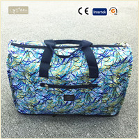 2016 new design foldable and portable travel bag