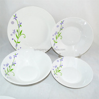 bulk buy from china wholesale China manufacturer supplier factory direct dinnerware ,fine ceramic porcelain dinner set UK
