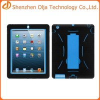 Silicon tablet cover case for ipad 4,for ipad case,shockproof case for ipad