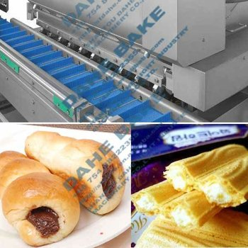 Cake Filling Injector
